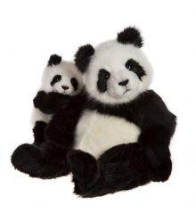 Panda-monium Week at Charlie Bears