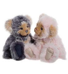 Clive and Callie-Charlie Bears Secret Collection
