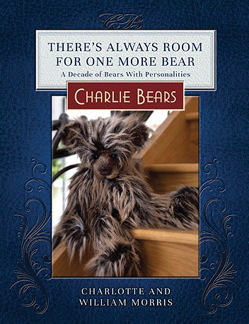Bear Library | Charlie Bears | Collectable Bears & Characters