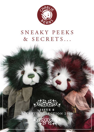 Charlie Bears Sneaky Peeks & Secrets Issue 8