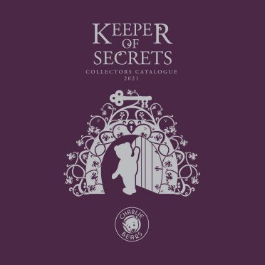 Keeper of Secrets-Charlie Bears Collectors Catalogue 2021