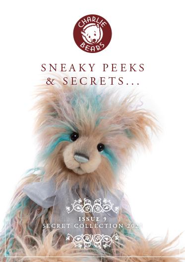 Charlie Bears Sneaky Peeks & Secrets Issue 9